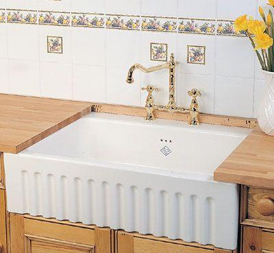 Shaws Bowland Traditional Ceramic Kitchen Sinks