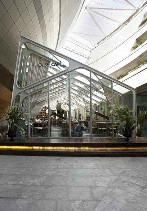 Sefer Çaglar et Seyhan Özdemir, Café House, centre commercial Kanyon, Istanbul