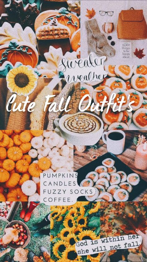 Cute Fall Outfit's