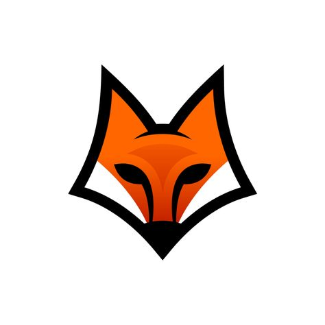 Fill Fox Logo Only3a Com Imagens Whatsapp Png