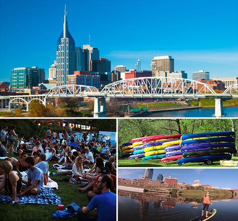 A Guide to Nashville Outdoors