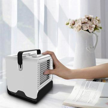 Hurricane Mini Home Cooling Air Purifier In 2020 Portable Air
