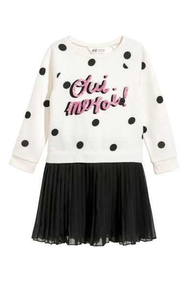geweldige prijzen nieuwe high hoogwaardige sportkleding Sweatjurk - Sweatshirt jurk, Sweatshirts en Zwarte kinderen