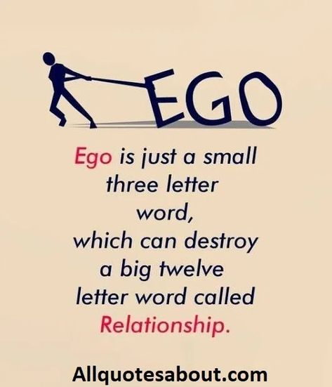 400+Ego Quotes And Saying
