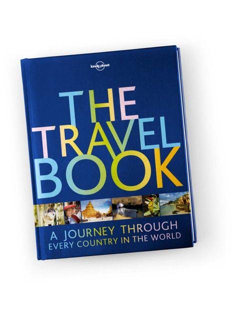 The Travel Book (Hardback)