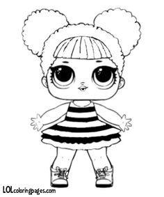 Desenho Da Lol Para Colorir Pesquisa Google Desenhos Infantis