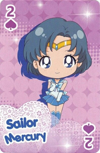 Victoria Alexa Sailor Mercury Sailor Scout Of Ice Sailor