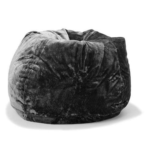 Bean Bag Faux Fur Kmart Faux Fur Bean Bag Bean Bag Ottoman