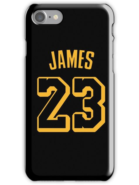 88f48ed7ef44 LeBron James Lakers Hollywood Jersey  iPhone Case by csmall96 in ...