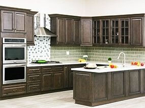 Houston Charcoal Brown Ready To Assemble Rta Kitchen Cabinets Quality Kitchen Cabinets Online Kitchen Cabinets