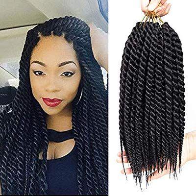 Amazon Com Ago 6 Packs 12 Inch Havana Mambo Twist Crochet Hair