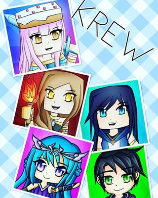 Itsfunneh And The Krew Roblox Characters Apps On Ipad To Get
