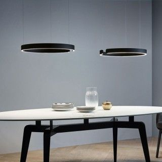 Occhio Mito 60 Fix Hanglamp Hoogspoor Design Light Couchtisch Design Design Lampen Esszimmertisch