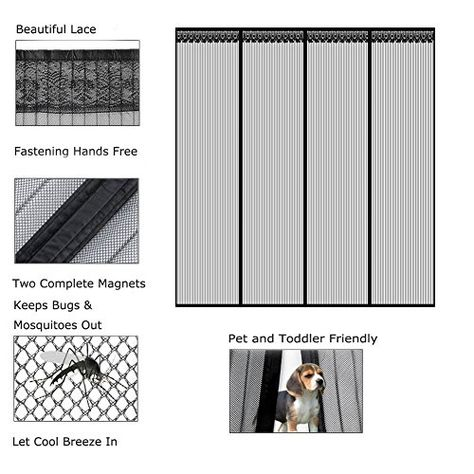 Snap On Screens 10x8 Garage Screen Garage Door Design Garage Door Insulation Kit Garage Screen Door