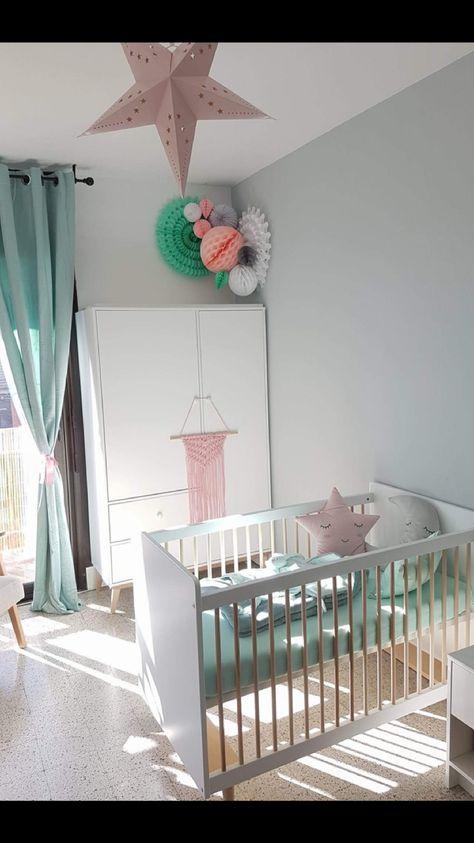 Chambre Bebe Style Scandinave Nordique Pour Notre Petite Perle