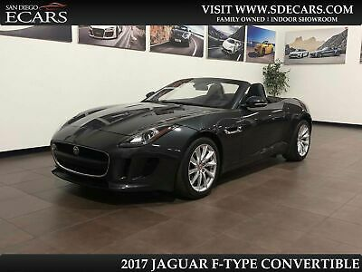 Ebay Advertisement 2017 Jaguar F Type 2017 Jaguar F Type Convertible Navigation Meridian Sound Only 28k Miles In 2020 Jaguar F Type Jaguar Convertible