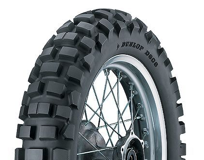 Dunlop 606 Still One Of The Best Motorcycle Tyre Option