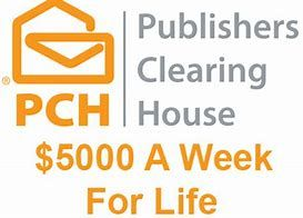 Image result for PCH Sweepstakes 5000 Week | PCH WIN
