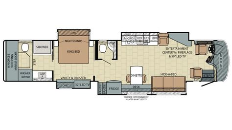 15 best rv images on pinterest floor plans automobile and caravan fandeluxe Choice Image