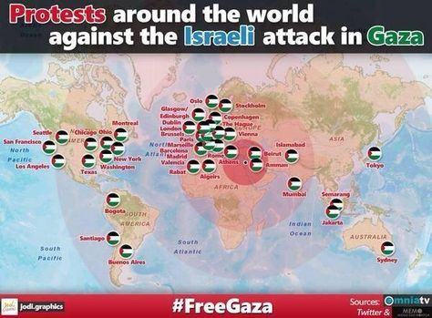 99 World Events World Wide Protest Against Attacks On Gaza Ideas Gaza Protest World
