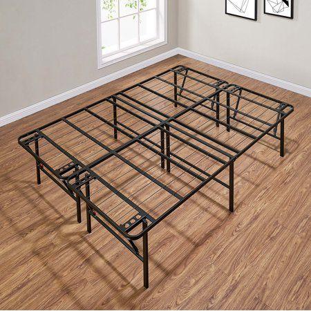 Home In 2020 Steel Bed Frame Steel Bed Platform Bed Frame