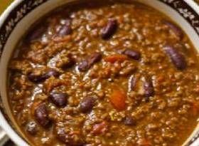 All American Chilli Recipe Recipe Recipes Chilli Recipes Cooking Recipes