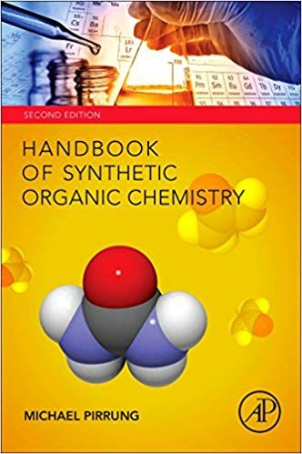 Handbook of Synthetic Organic Chemistry 2nd Edition by Michael C