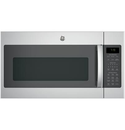 Jnm7196skss 30 Over The Range Microwave Oven With 1 9 Cu Ft Capacity 400 Cfm Venting Fan System Compact Microwave Oven Compact Microwave Microwave