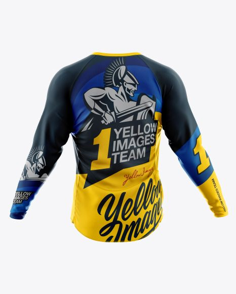 Download Men S Cycling Jersey Mockup Back View In Apparel Mockups On Yellow Images Object Mockups Mockup Design Mockup Free Mockup Free Psd