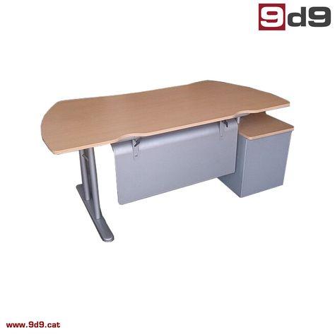Mesa Oficina 173003 Mesa operativa para oficina de segunda mano, con ...