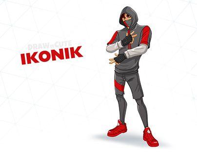 Ikonik Skin Gaming Wallpapers Best Gaming Wallpapers Fortnite