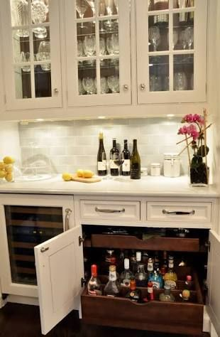 alcohol storage kitchen - Google Search   future home ideas ... on home bar alcohol, christmas bar alcohol, living room bar alcohol,
