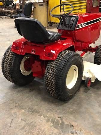 International   Old Lawn Tractors   Tractor mower, Vintage