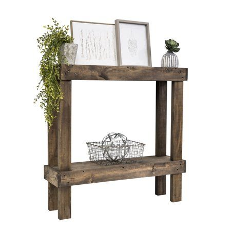 Home In 2020 Small Wooden Sofa Wooden Sofa Console Table