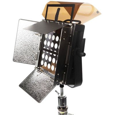 IDMX36 Field Optimized LED Studio Light with DMX Control
