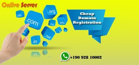 Everything That You Need To Know About Cheap Domain Registration