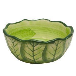 Super Pet Cabbage Vege T Bowl Food Water Accessories