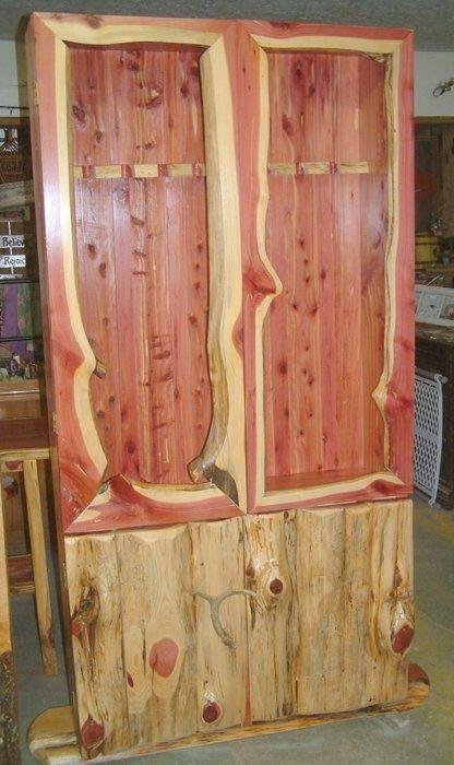 cedar gun cabinet plans cabinets and ideas gun c rh pinterest com simple wooden gun cabinet plans oak gun cabinet plans
