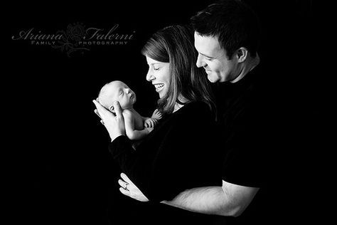 How To Make Black Backgrounds Really Black In Photoshop Black Background Photography Newborn Family Photography Black Background Portrait