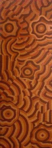 Gayle Napangardi Gibson - Gayle-Napangardi-Gibson.cfm - Aboriginal Art Galleries