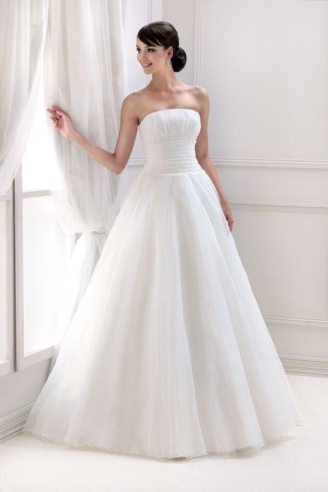 Mode de Pol Brautkleid aus der Agens Kollektion für 2014. Modell 11829
