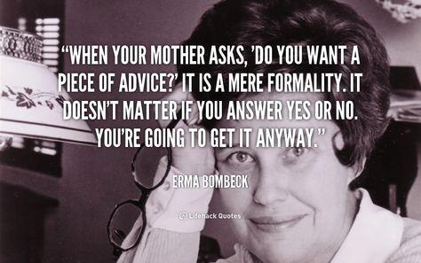 Top quotes by Erma Bombeck-https://s-media-cache-ak0.pinimg.com/474x/17/07/ec/1707ec7bf2b5bf2fddafc513803e8d52.jpg