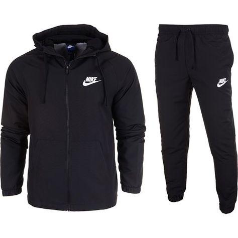 cf555d43 Спортивный костюм Nike Men Sportswear Woven Hooded Tracksuit 861772-013. Купить  костюм спортивный Nike Men Sportswear Woven Hooded Tracksuit, цена, фото,  ...
