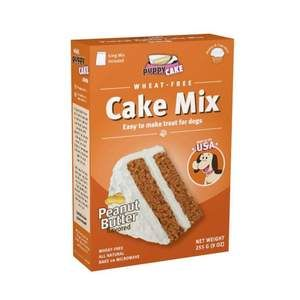 Remarkable Puppycake Dog Birthday Cake Mix Puppy Cake Spice Cake Mix Funny Birthday Cards Online Barepcheapnameinfo