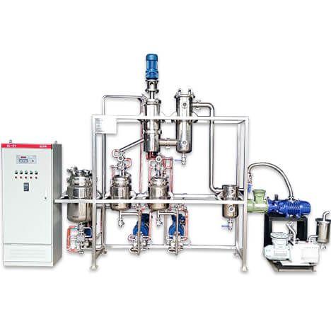 2019 的 MDS-20C molecular distillation process fish oil This