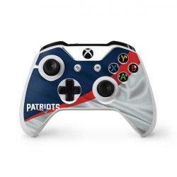 New England Patriots Xbox One S Controller Skin Xbox One S Xbox One Xbox