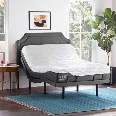 Top 10 Best Adjustable Bed Bases In 2020 Reviews Adjustable Bed