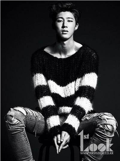 BI, rapper in the YG group, iKON