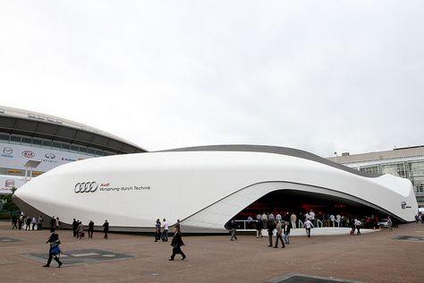 Audi at Frankfurt Auto Show 2011 by Audi USA, via Flickr