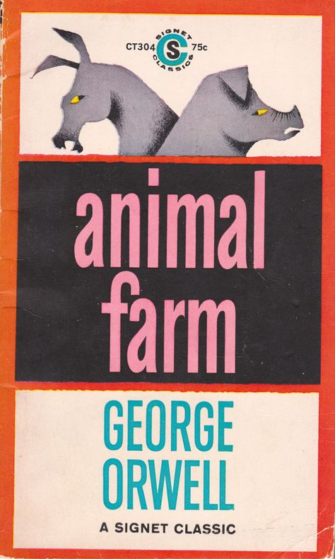 an analysis of the the pessimism in the novel animal farm by george orwell
